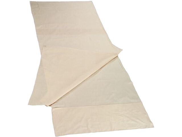 Nordisk Cottoninlett Inner Bag blanket, beige